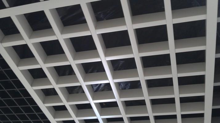Что такое потолки Грильято?