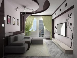 Дизайн интерьера квартир в Ростове