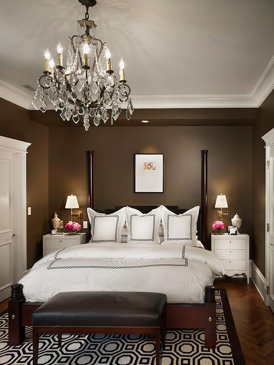 Дизайн интерьера спальни в хрущевке