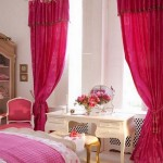 Дизайн штор для спальни: единство и гармония интерьера