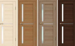 Двери из экошпона – универсальность и практичность