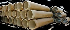 Характеристика стеклопластиковых труб