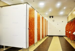 Критерии выбора сантехнических перегородок