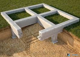 Ленточный фундамент: особенности строительства — Ремонт дома
