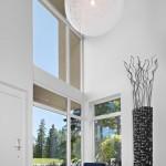 Напольные вазы в дизайне интерьера