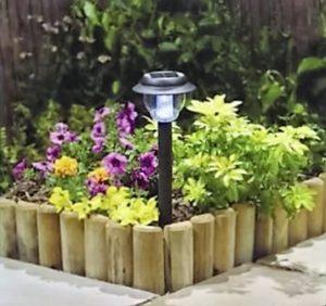 Особенности декоративного освещения сада