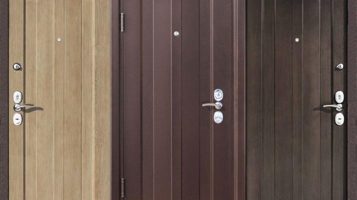 Широкий выбор качественных входных дверей