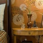 Стильные аксессуары и необычные обои от итальянского художника Пьера Форназетти