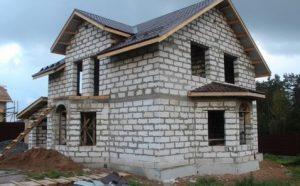 Ультрасовременная методика строительства домов из блоков