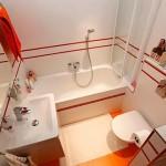 Ванная комната 4 кв. м