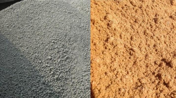 Что такое строительный пескобетон