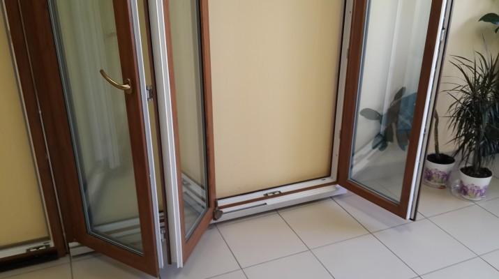 Элегантная раздвижная дверь