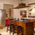 Фото дизайна кухни в восточном стиле: рассматриваем различные варианты