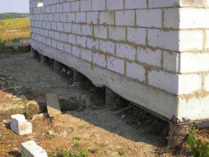 Где можно строить фундамент ТИСЭ?