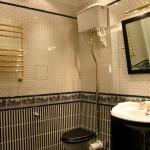 Классика не терпит тесноты — дизайн ванной комнаты в классическом стиле