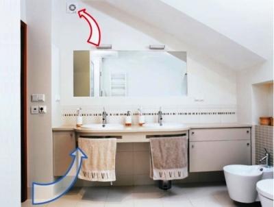 Правильная вентиляция в ванной комнате — основные положения и выбор вытяжного вентилятора