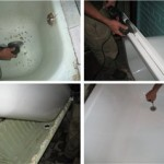 Восстановление ванны: технология реставрации