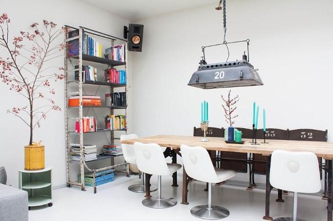 Выбираем светильники для столовой с натяжным потолком: 21 дизайнерская идея