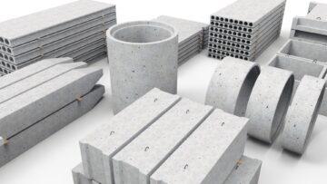 Производство железобетонных изделий