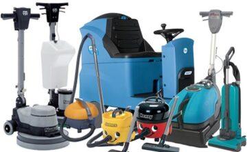 Современная уборка и уборочное оборудование