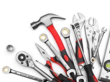 Слесарный инструмент: особенности правильного выбора