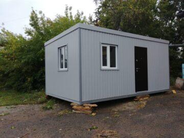 Металлические контейнеры для жилья