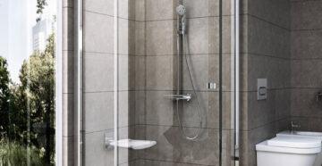 Полноценная ванна или душевая кабина
