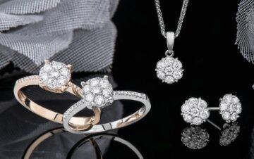 Правила выбора аксессуаров с бриллиантами